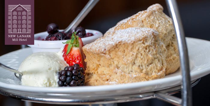 Afternoon Tea with Optional Prosecco for 2, from £20