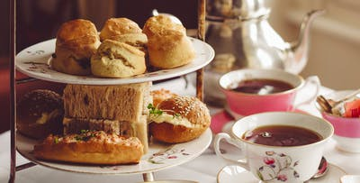 £18.95 for Afternoon Tea for 2