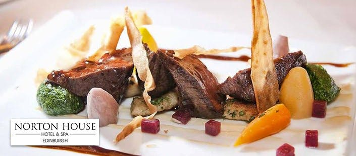 £29 for a 2 Course Lunch from A La Carte Menu for 2