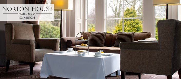 £29 for a Luxury Afternoon Tea + Glass of Fizz for 2