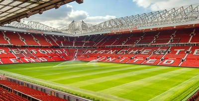 Overnight Manchester Stay + Stadium Tour & Museum for 2, from £138
