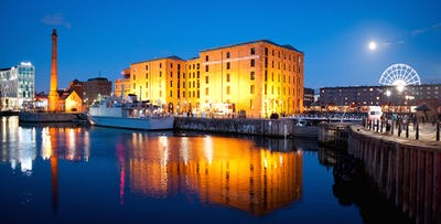 1 or 2 Night Stay + Beatles Story Experience in Liverpool for 2, from £130