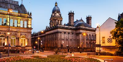 1 or 2 Night Stay in 4* Leeds Hotel + 3 Course Dining at Jamie's Italian, from £79 per person