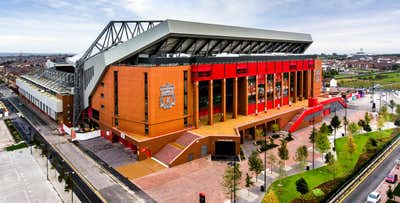 1 or 2 Night Stay + Liverpool FC Tour & Exhibition for 2, from £85pp