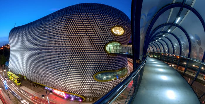 1 or 2 Night Stay in Birmingham + Ticket to Cadbury World, from £79 per person