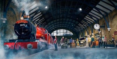 Harry Potter Studios Tour + London Stay, from £132 per person