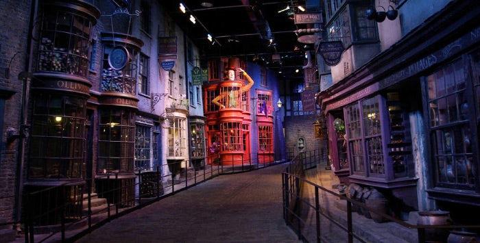 Harry Potter World Uk Hotels