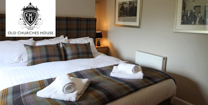 1 or 2 Night Stay with Breakfast for 2; from £59