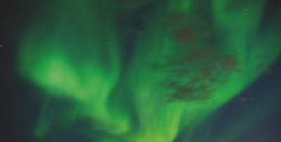 £189 per person for a Northern Lights Sightseeing Flight