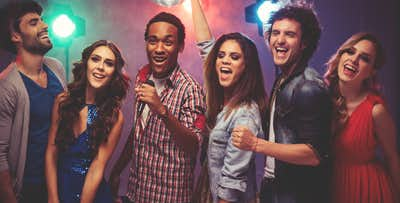 £35 for a Private Karaoke Party Pad + Prosecco for up to 15