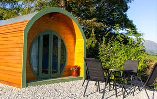 Beach Pod B&B Stay for 2
