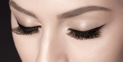 £30 for Semi-Permanent Lashes + Brow Wax & Tint