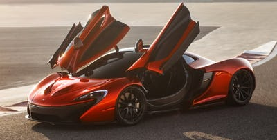 £7 for a Single Spectator Ticket for Super Sonic Saturday with McLaren P1 Event and Supercars on 20th May