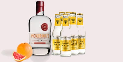£31.99 for a Gin & Tonic Survival Kit