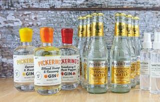 Gin & Sanitiser Set