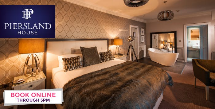 1 or 2 Night Stay with Dinner for 2, from £99