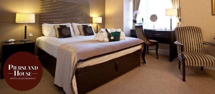 £189 for a 2 Night DB&B Mini-Break + Prosecco for 2