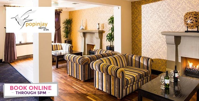 1 or 2 Night B&B Stay with Dinner + Bottle of Prosecco for 2, from £99