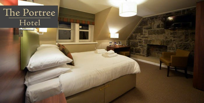 £49 for an Overnight B&B Stay + Bottle of House Wine for 2