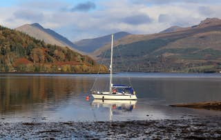 Private Loch Fyne Cruise