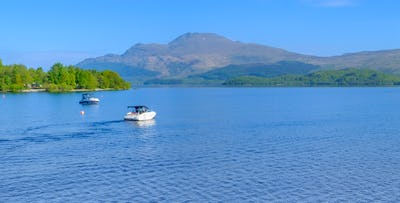 £79 for a Private Loch Lomond Cruise with Seafood Platter + Prosecco for 2