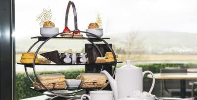 Afternoon Tea for 2 People at 1 of 5 Hotels, from £18