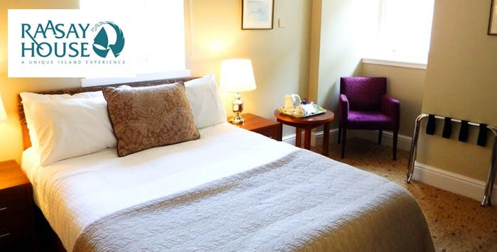 1, 2 or 3 Night Stay with Breakfast, Prosecco + 2 Course Meal for 2, from £79