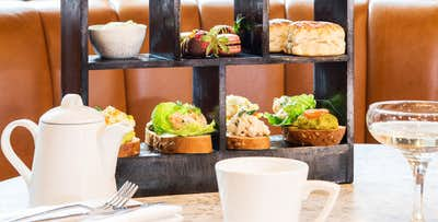 £29 for a Mother's Day Afternoon Tea Buffet with Glass of Prosecco Each for 2