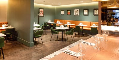 2 or 3 Course Meal for 2, from £19