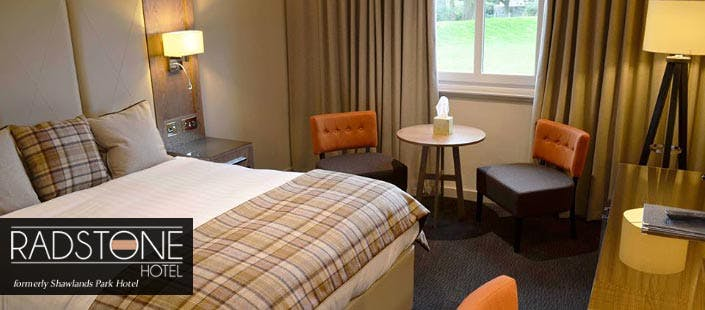 £65 for a Sunday Night Getaway + Dinner for 2