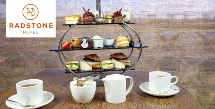 Afternoon Tea with Optional Prosecco for 2; from £15