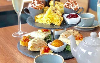 Afternoon Tea & Fizz for 2