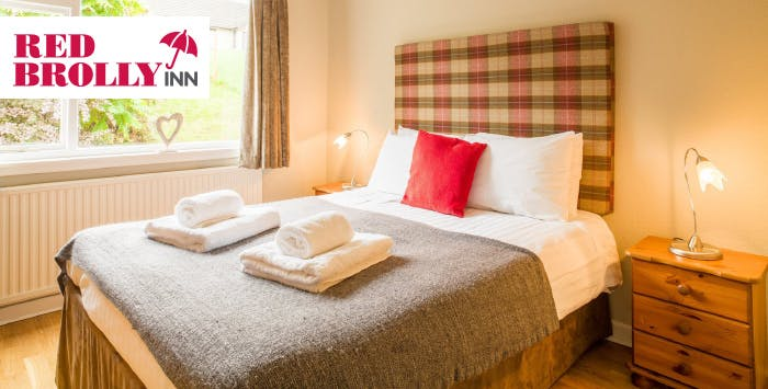£69 for an Overnight B&B Stay with Dinner & Wine for 2