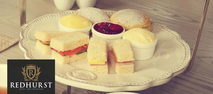 £16 for an Afternoon Tea for 2