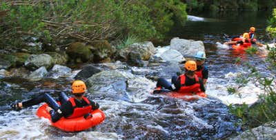 Gorge Walking and River Tubing Experience, from £49