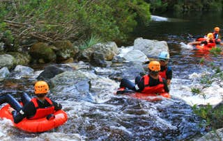 Gorge Walking/River Tubing