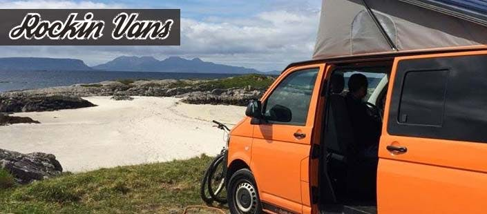 4 or 7 Night VW Campervan Break, from £209