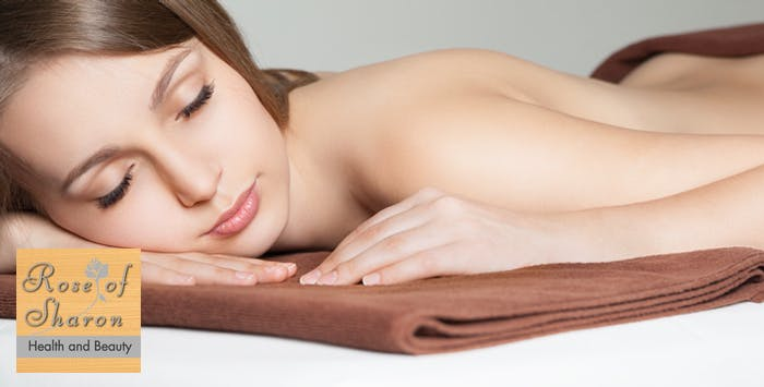 £15 for a Deep Tissue Massage for 1