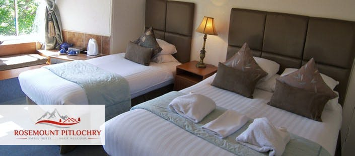 £69 for an Overnight Getaway in Junior Suite or Premium Room for 2