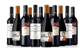Case of Spanish Red Wine