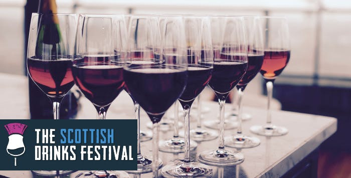 Entry for 1 to Times Like These Scottish Drinks Festival in Glasgow on Sat 5th or Sun 6th August, from £19