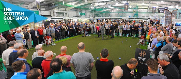 Tickets to Scottish Golf Show at SECC, from £14