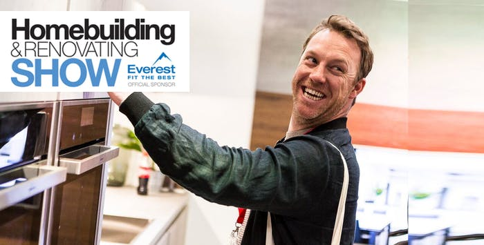 £8 for 2 Tickets to The Scottish Homebuilding & Renovating Show