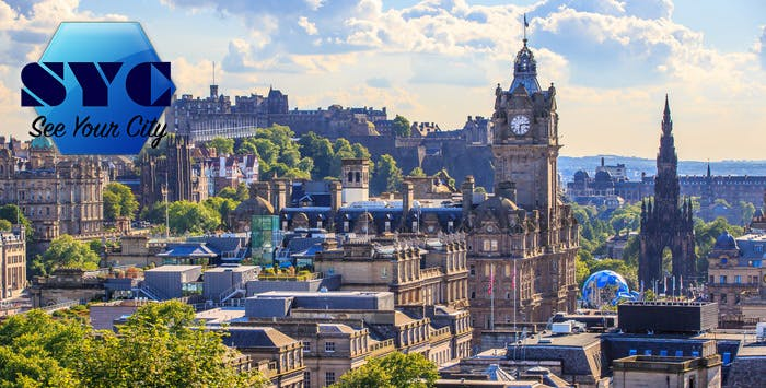 £19 for a Chocolate Tasting Walking Tour of Edinburgh for 1