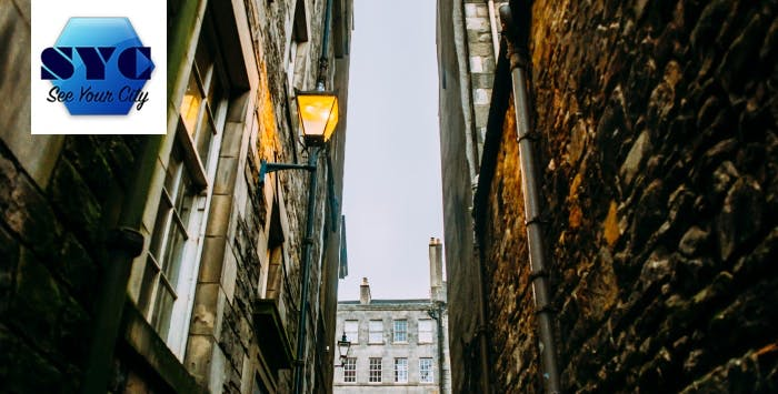 £10 for a Harry Potter Walking Tour of Edinburgh for 2