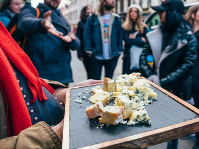 Cheese Crawl & Prosecco