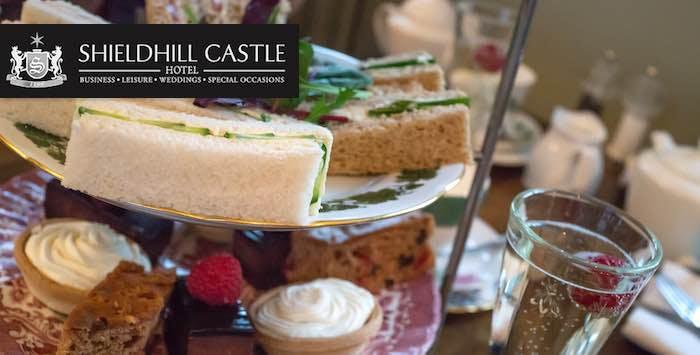 Bovey castle afternoon tea deals