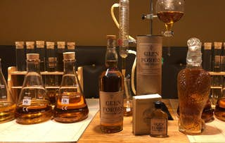 Whisky Tasting for 1