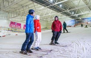 Ski & Snowboard + Pizza