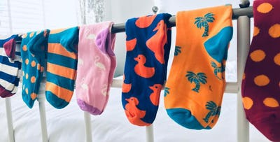 3, 6 or 12 Month Sock Subscription, from £16